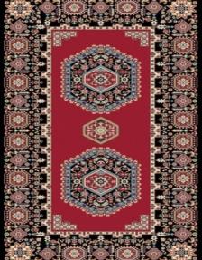فرش عشایری کد AB077