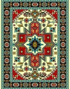 فرش عشایری کد AB078