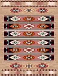 فرش عشایری کد AB080