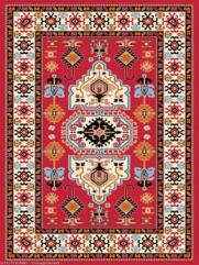 فرش عشایری کد AB084