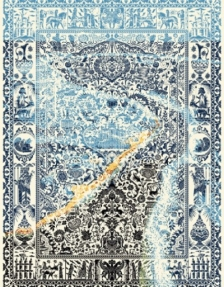 modern carpet design 003 Toos Mashhad