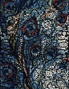 فرش مدرن ایرانی طرح 006 توس مشهد