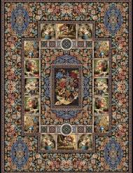 1000shoulder machine carpet, Parizad design,