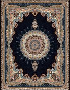 1000shoulder machine carpet, density of 3000, Pirooz design,, Toos Mashhad