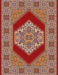 Bidjar carpet, code 960 12