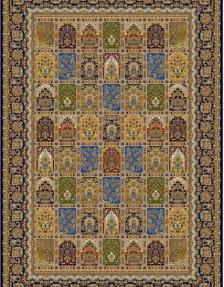 Silk Look Rugs 1400SL013
