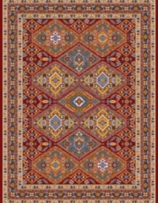 Bidjar carpet, code 960 14