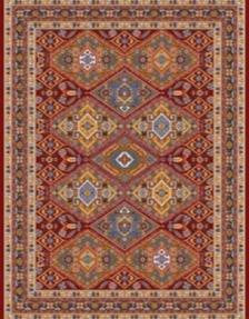 Bidjar carpet, code 960 14