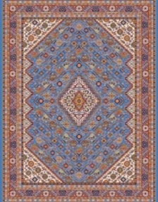 Bidjar carpet, code 960 17