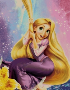 Rapunzel Kid's room carpet, Toos Mashhad,