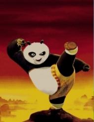 Kung fu panda carpet, Toos Mashhad