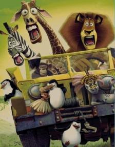 Madagascar puppet carpet, Toos Mashhad