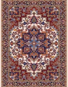 Bidjar carpet, code 960 05