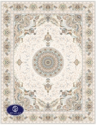 floral carpet code 8034 in Toos Mashhad