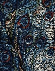 Iranian modern carpet design 006 Toos Mashhad