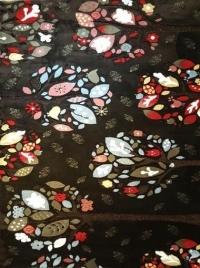 Acrylic fantasy cape Carpet