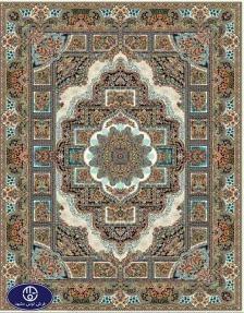 فرش 700 شانه طرح حوض نقره توس مشهد