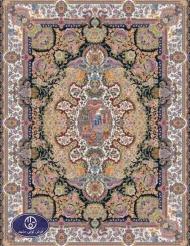 فرش 700 شانه طرح پروین توس مشهد