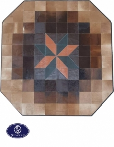 leather and skin rugs, code 23