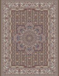 فرش ماشینی 500 شانه طرح گل یاس تراکم 1000