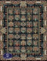 فرش 700 شانه با نخ ایرانی کد 6044 توس مشهد