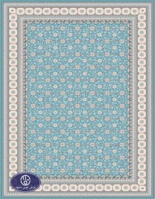 1200reeds machine made carpet code1217 Toos Mashhad