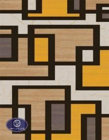 Toos Mashhad modern carpet, code 4004