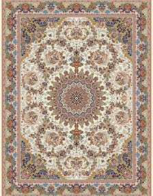 1000shoulder machine carpet, Pakrokh design, Toos Mashhad