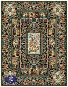 cheap 700 reeds carpet code 6050, Toos Mashhad