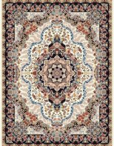 1000shoulder machine carpet, pishro design,, Toos Mashhad