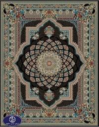 فرش 700 شانه با نخ ایرانی کد 6012