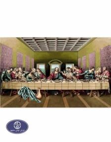 1200reeds tableau rug, 70*100 centimeters, code 7049T