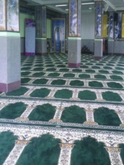 فرش سجاده طرح زهره