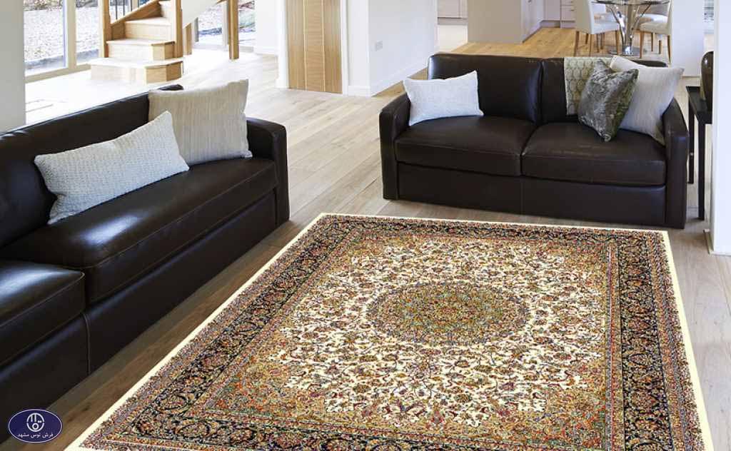 فرش 700 شانه طرح اصفهان