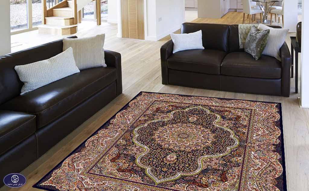 فرش 700 شانه طرح شیدا