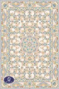 فرش هایبالک گل برجسته 8052