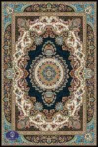 فرش 700 شانه طرح شاهین