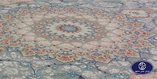 فرش گل برجسته توس مشهد