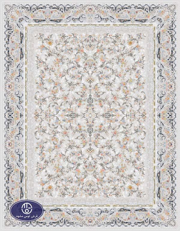 فرش 1500 شانه طرح روژان فیلی