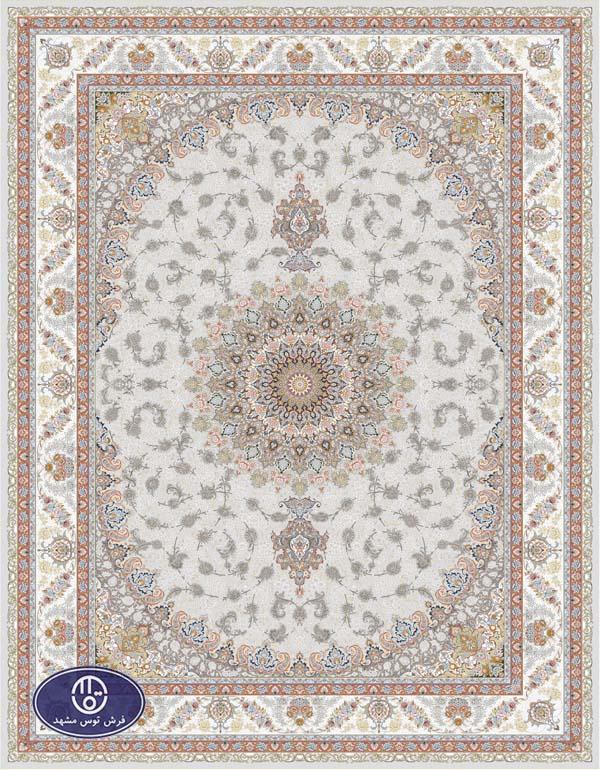 فرش 1500 شانه طرح صاحبقران فیلی