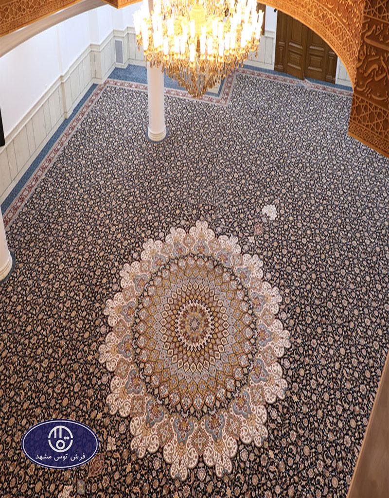 فرش یکپارچه،مسجد حضرت رسول،توس مشهد