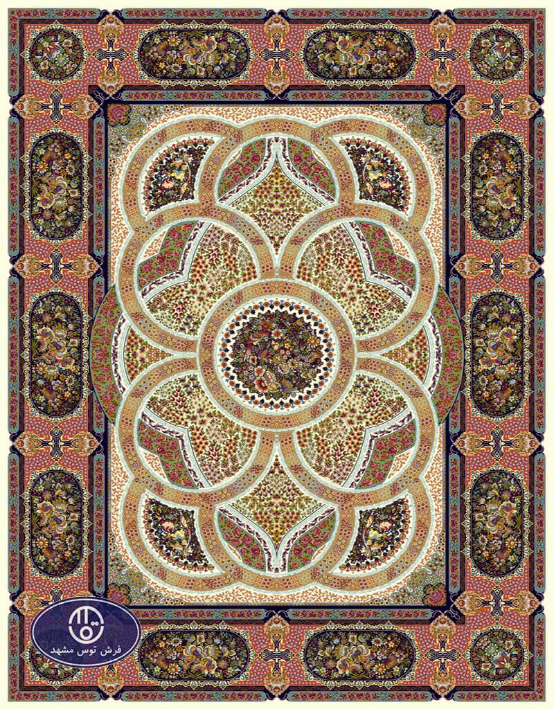فرش 700 شانه،شهریار،توس مشهد،کرم