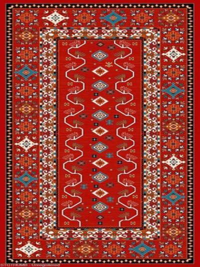 فرش عشایری کد AB094،توس مشهد،لاکی