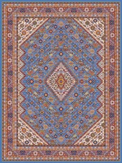 آبی فیروزه ای - 1726