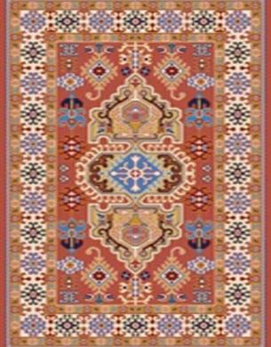 Bidjar carpet, code 960 03