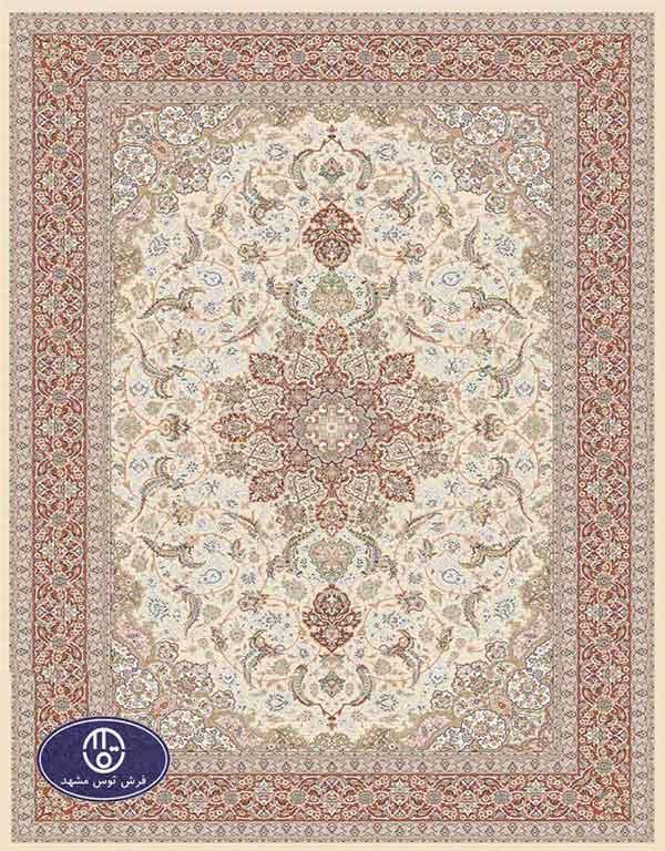 light carpet. code: 8504. cream