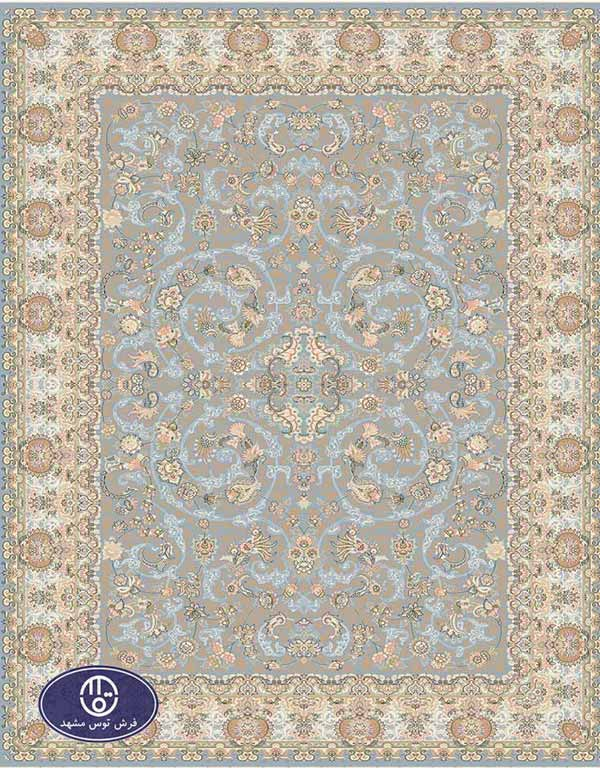 فرش لایت طرح ایرانی کد 8507,توس مشهد,فیلی