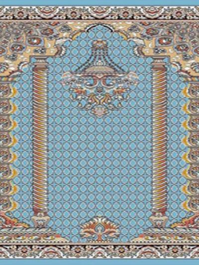 prayer carpet, Hima pattern