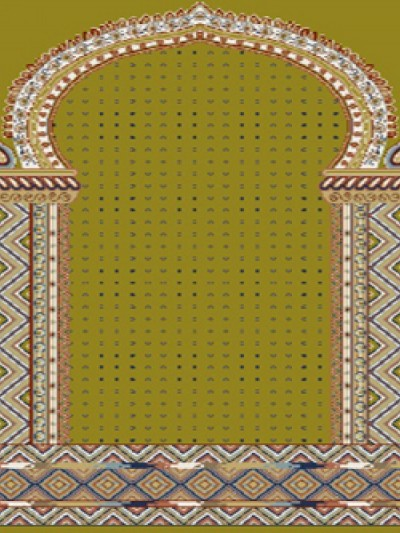 prayer carpet, Khatere pattern