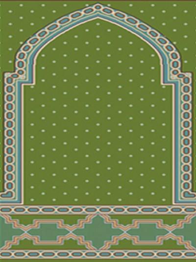 prayer carpet, Roya pattern